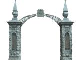 Ворота на Кировку.