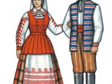 Белорусы.