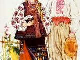 Украинцы.