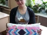 подушка для бабушки