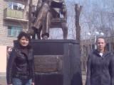 Памятник Шолом Алейхему