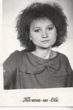 Татьяна Селезень - Лариса Алексеевна Натальская