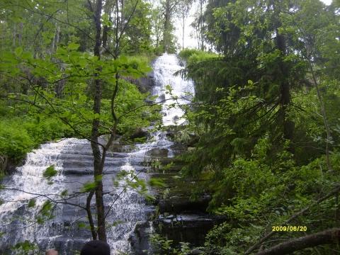 Водопад - Клуб учителей географии