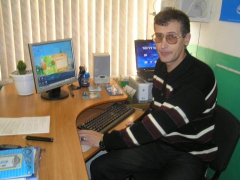 Портрет - Владимир Викторович Ятис