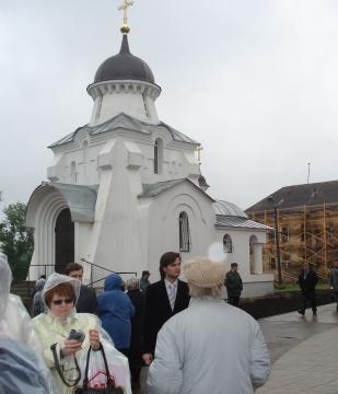 Храм в Твери - Любовь Валентиновна Колганова