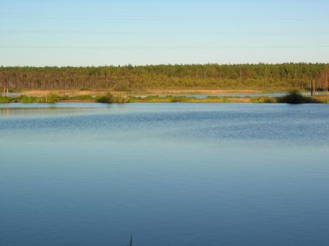 озеро Пионерское - Клуб учителей географии