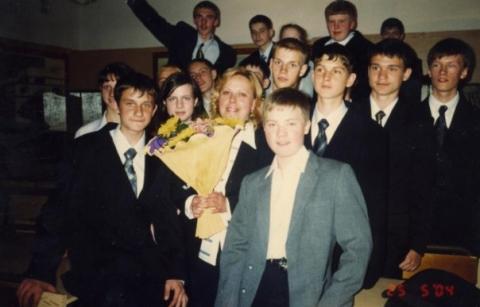 9 класс 2004 - Сообщество учителей музыки