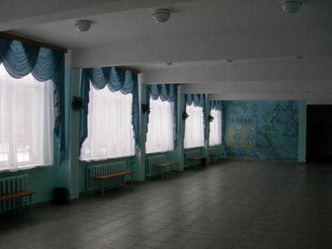 рекреация второго этажа - Средняя школа № 23 с углублённым изучением финского языка