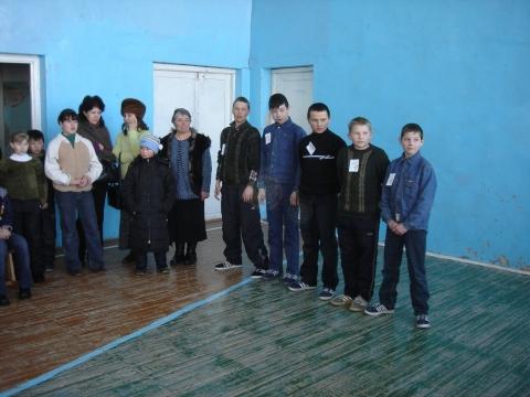 23 февраля - Городковическая средняя общеобразовательная школа