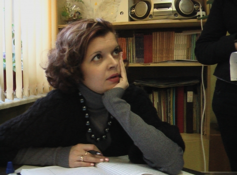 Портрет - Ирина Валентиновна Богатырева