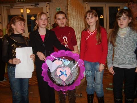 Готовы к поздравлению - Муниципальное образовательное учреждение Северокоммунарская средняя общеобразовательная школа