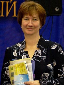 Портрет - Ольга Владимировна Тебенькова