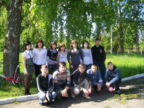 последний звонок 2009 года - Городковическая средняя общеобразовательная школа