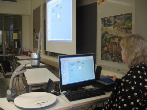 Рабочее место учителя - Средняя школа № 23 с углублённым изучением финского языка