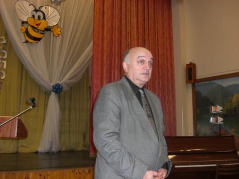 Профессор , доктор п.н. Гуревич В.А. - Сообщество учителей музыки