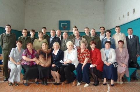 Надежда 2006 г. - Муниципальное образовательное учреждение Напольновская средняя общеобразовательная школа