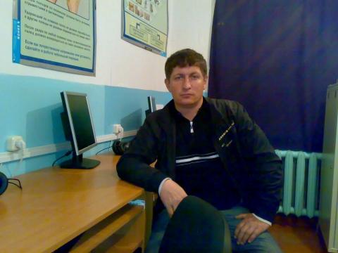 Портрет - Рустам Басирович Алиев