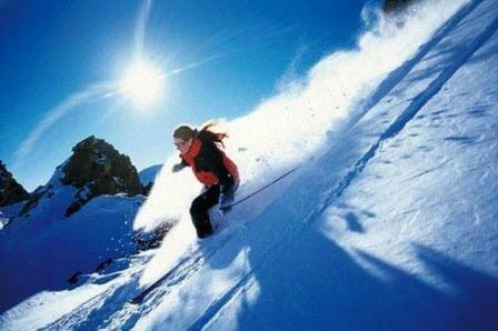 Горные лыжи - Отдыхаю!!!
