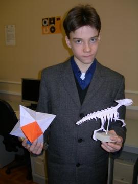 оригами попроще - Средняя школа № 23 с углублённым изучением финского языка