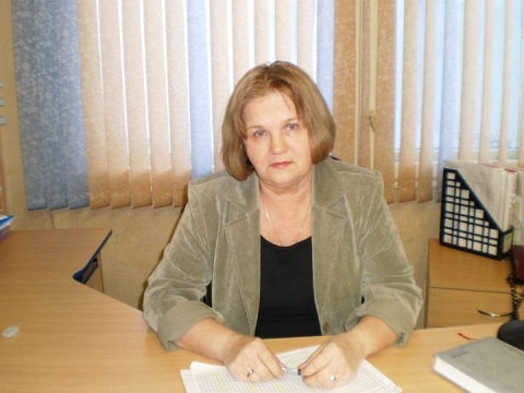 Савина Тамара Викторовна - заведующий ГБДОУ №117 - ГБДОУ детский сад  № 117