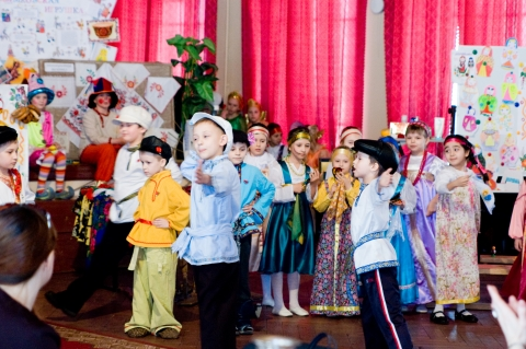 Мы танцуем от души - Ольга Игоревна Баранцева