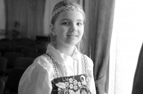 Настоящая русская красавица  - Ольга Игоревна Баранцева