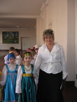 Хоровод наших красавиц - Ольга Игоревна Баранцева