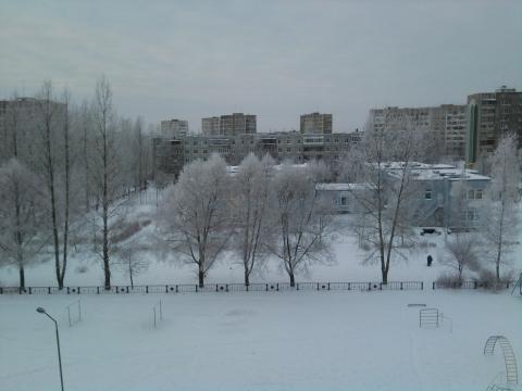 Первое утро нового года - Любовь Валентиновна Колганова