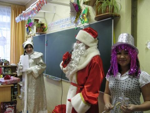 Дед Мороз - Сообщество учителей музыки