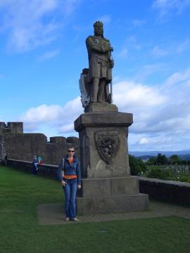 Кто владеет Стерлингом, тот  правит Шотландией - Наталья Александровна Гуила