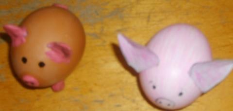Фото поделок из яичной скорлупы своими руками