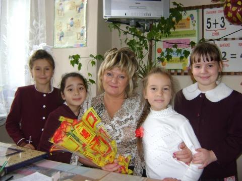 Настя, Сабина, Катя и Саша - Ольга Игоревна Баранцева