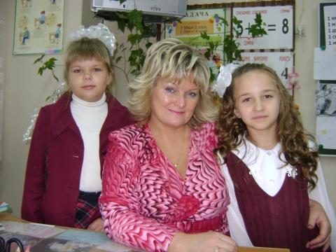 Иванова Кристина и Варивода Даша - Ольга Игоревна Баранцева