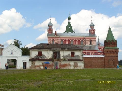 Староладожский Никольский мужской монастырь - Светлана Диомидовна Данилова