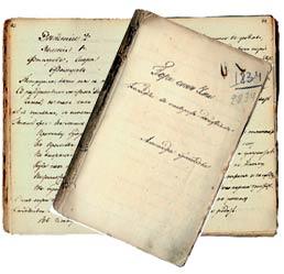 Один из рукописных списков комедии `Горе от ума` - Любовь Валентиновна Колганова