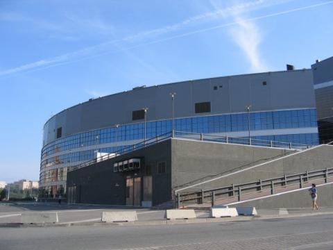 Ледовый дворец - Средняя общеобразовательная школа 337