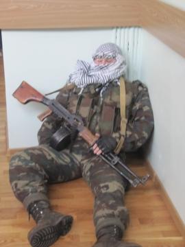 Жертва штурма - Юлия Юрьевна Аликаева