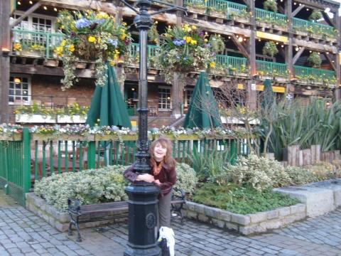 Уютное местечко в Лондоне - Людмила Александровна Чупина