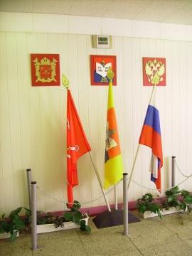 Флаги - Средняя общеобразовательная школа 345