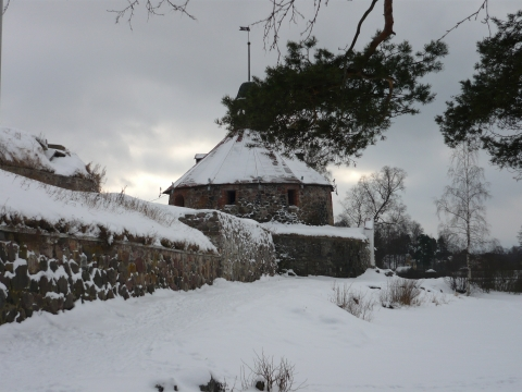Крепость`Корела` - Александра Николаевна Литвинова