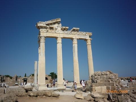 Турция.Храм Аполлона - Венера Джаудатовна Шайхулисламова