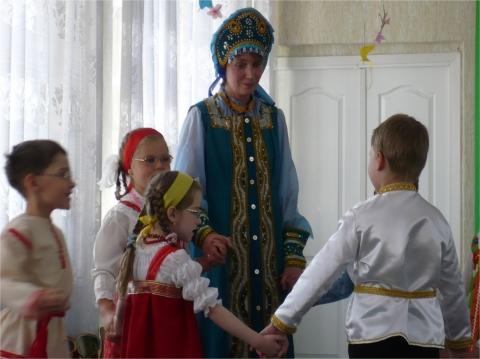 Рождественские колядки - ГДОУ №82