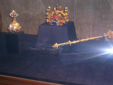 Чешские коронационные драгоценности - Vera Antonovna Juritchkova