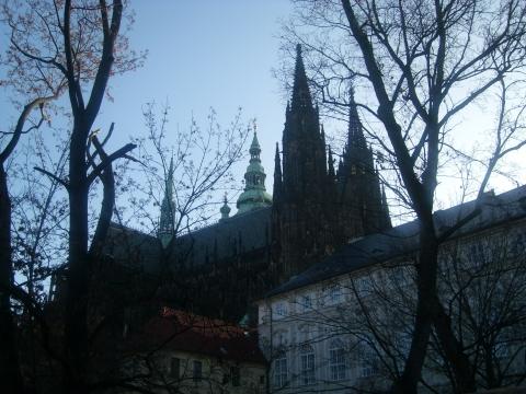 Praga - Vera Antonovna Juritchkova