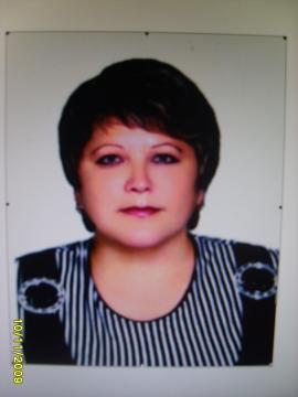 Портрет - Наталья Анатольевна Иванова