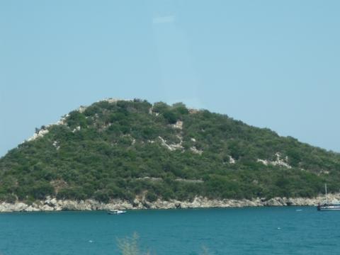 Черепаший остров (Турция) - Венера Джаудатовна Шайхулисламова
