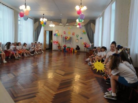 Все участники готовы - ГБДОУ №111