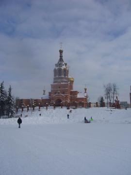 Троицкий храм в Раменском - Фото сообщество