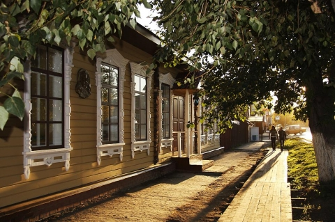 Музей П.Ершова в Ишиме - Любовь Валентиновна Колганова