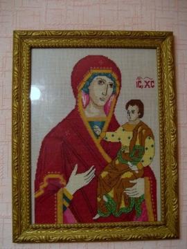 икона - Любовь Евгеньевна Сало
